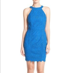 Anthropologie Adeline Rae Lace Dress 👗 MED $150